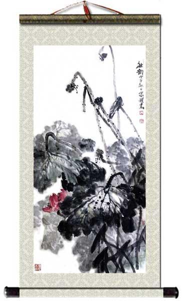 石头画中国地图